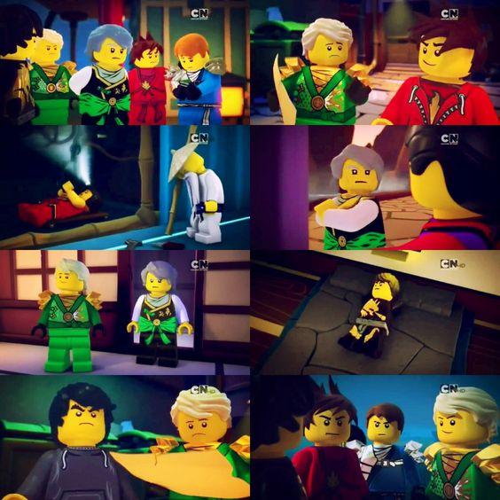 I love how in the fifth one lloyd 39 s like heck yeah i 39 m - Lego ninjago team ...