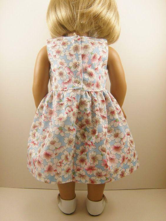 Fits American Girl Doll Other 18 Inch Dolls by dressurdolly2