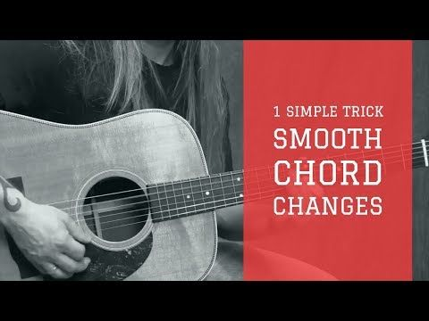 1 Simple Trick For Smooth Chord Changes Guitar Lesson Steve Stine Guitar Zoom Youtube Guitar Lessons Guitar Fingerstyle Guitar Lessons