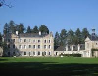 Maison d'hôtes Le château de Champvallins