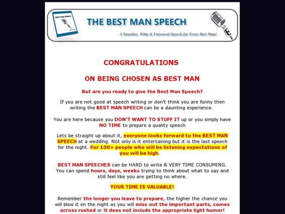 Přes 1000 nápadů na téma Groom Speech Templates na Pinterestu - acceptance speech example template
