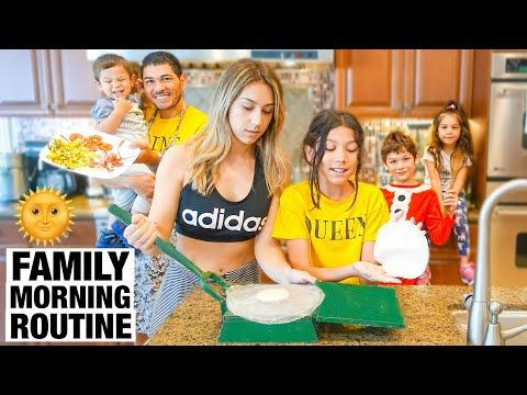 Txunamy Youtube Morning Routine Routine Baby Rangers