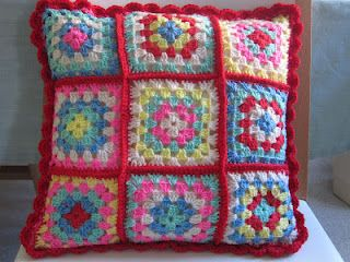 Cath Kidston Granny Square really need to start this!!