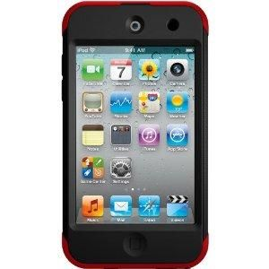 OtterBox Commuter Case for iPod touch 4G (Red\ Black)