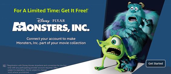 Freebies Offer: FREE Monsters, Inc. Movie Download : #Deals, #Free/Cheap, #Freebies Check it out here!!