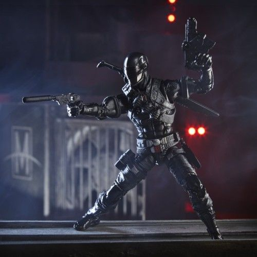 "Hasbro 6/"" Gi Joe classés Wave 1 Snake Eyes figurine Pré-vente"