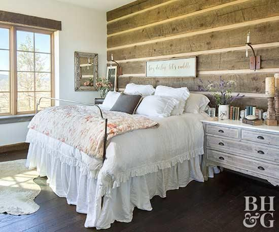 Cozy Up With These Beautiful Bedding Ideas Cottage Style Bedrooms Cottage Bedroom Bedroom Design