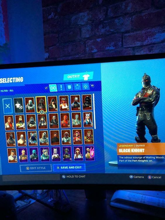 Black Knight Free Fortnite Account Giveaway Blackest Knight Fortnite Free Gift Cards