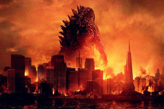 Maior e mais assustador, 'Godzilla' está de volta - Yahoo