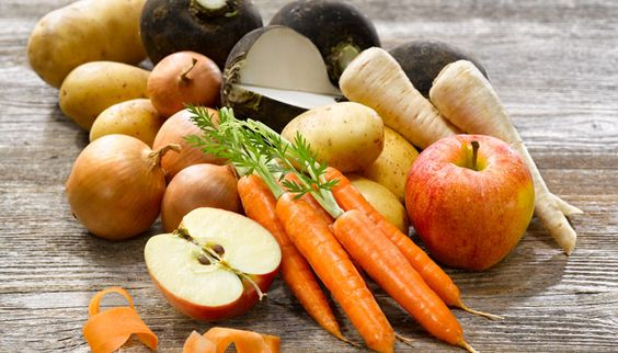 Saisonale Vielfalt aus Österreich #seasonal #food #healthy #vegetables #austria