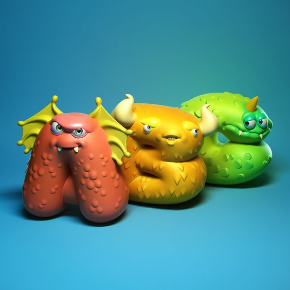 Toy Design with ZBrush - Fine Art Collectibles, Vinyl, and Random Candy - Page 5