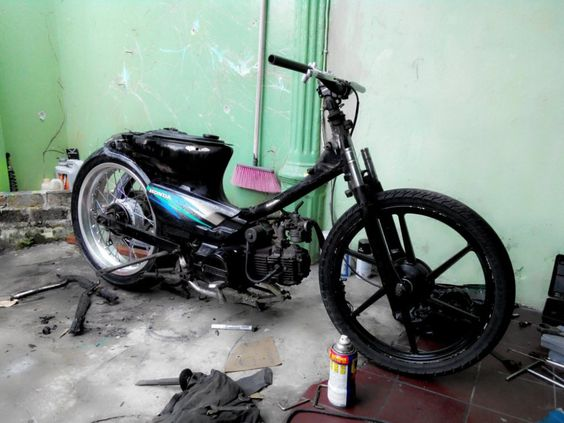 kumpulan modifikasi honda grand