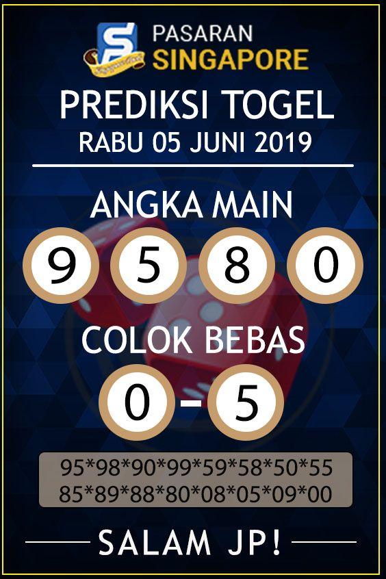 Prediksi Sgp Rabo : prediksi, Prediksi, Rabu,, 05-06-2019, Indonesia,, Minggu,, Agustus