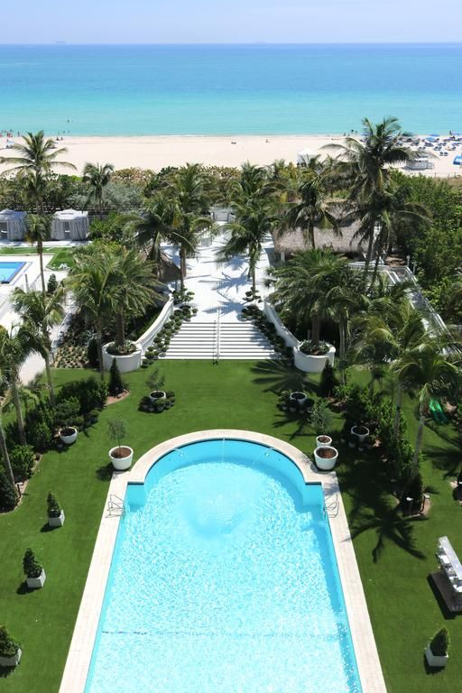 Cadillac Hotel Beach Club Miami