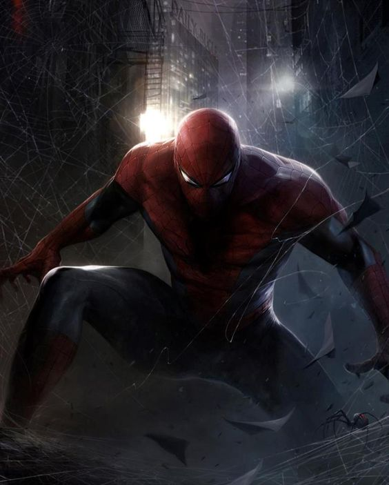 Spider-Man | Francesco (Matt) Mattina