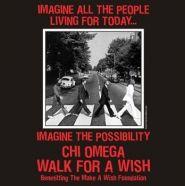 IMAGINE Chi Omega Philanthropy! :)