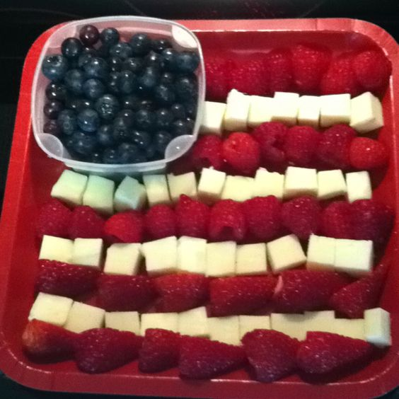 4th july party food recipes
