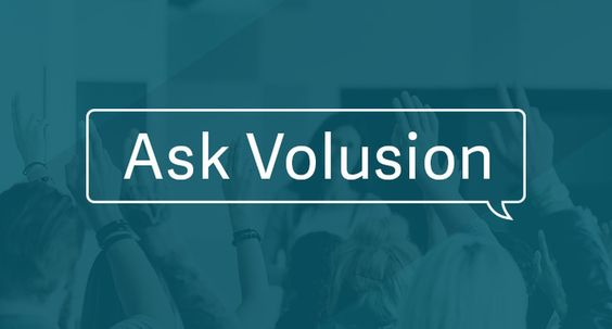 We've rounded up a few more questions for our Ask Volusion Series! We're here for you, and would love to hear what's on your mind.