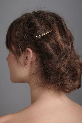 bridesmaid's hair 1