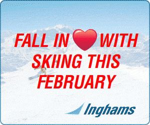 Cheap Ski Holidays, fantastic skiing deals. Book early - don't miss out. Click on the image