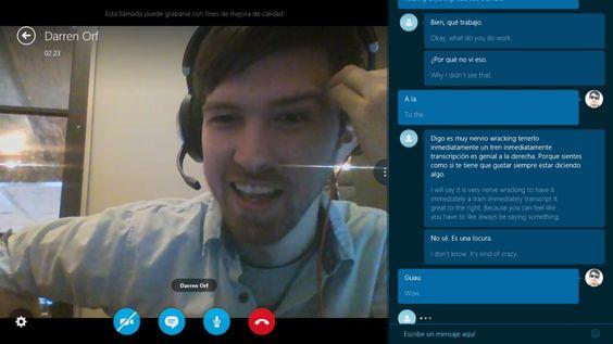 O Translator, versão do Skype com tradução simultânea já está adiantado, com uma versão beta que traduz a voz do inglês para o espanhol. Saiba como funciona e veja um interessante vídeo com ele em ação. No Gizmodo, por Darren Orf.