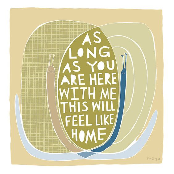 Home  Fine Art Print Large by FreyaArt on Etsy, $75.00