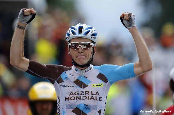 Saint-Gervais - France  - wielrennen - cycling - radsport - cyclisme -  Romain…
