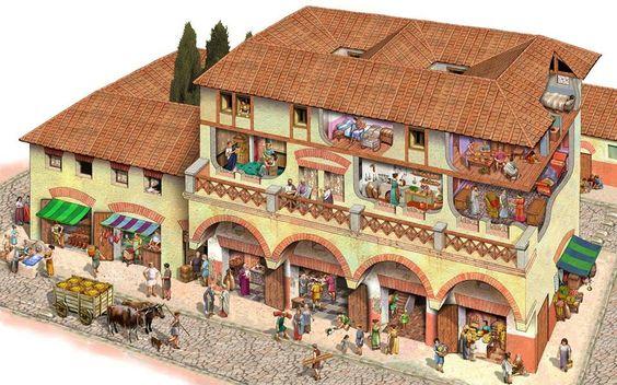Roman Insula: