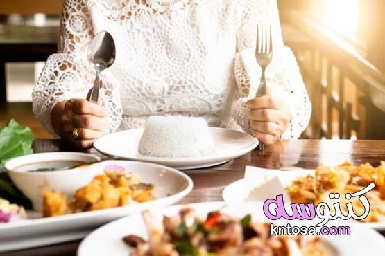 افضل الاطعمة للعشاء وجبة عشاء صحية متكاملة عشاء صحي ولذيذ افضل وقت للعشاء Food Breakfast Tableware