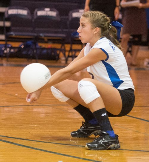 Volleyball libero