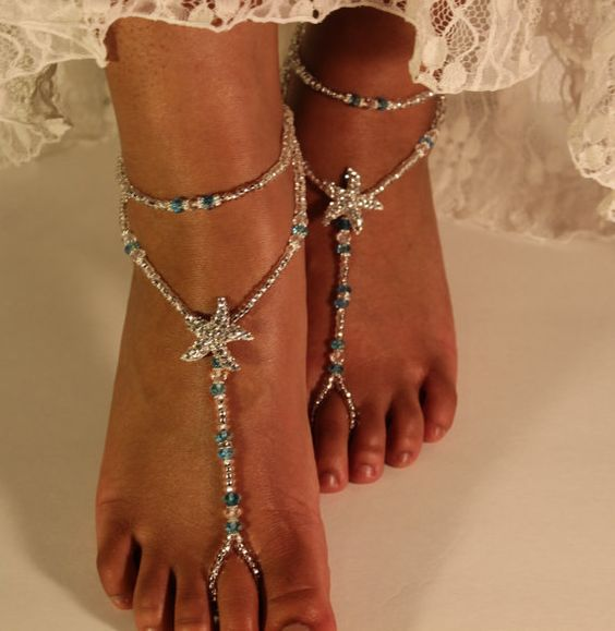 Crystal Barefoot Sandal bruids sieraden bruiloft voet juwelen strand bruiloft Anklet bruidsmeisjes Gift bruids voet Thong Barefoot