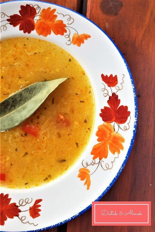 káposzta és paradicsom karcsúsító leves