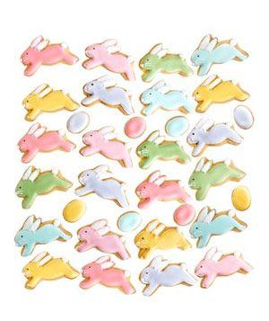 Eleni's Rainbow of Rabbits
