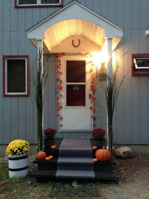North Adams house rental - Welcoming another beautiful Berkshire fall season.