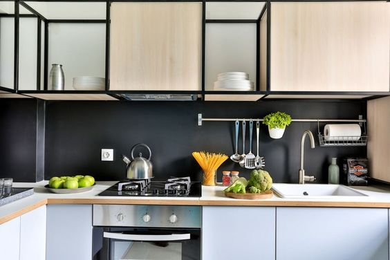 Casinha colorida: Cinquenta e três cozinhas pequenas e simples, mas muito fofas (com dicas práticas)