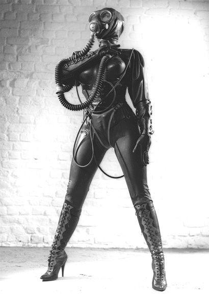 Demask Bizarre Catalog 2004    #latex #heavyrubber #fetish #rubber #catsuit…