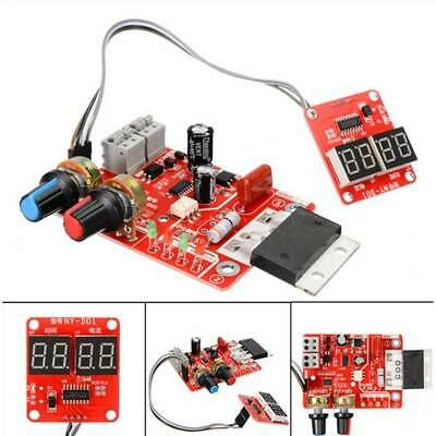 1pc 100A Spot Welding Machine Time Current Controller Control Panel Board Module