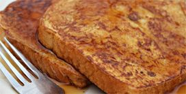 Recipe: Eggless French Toast