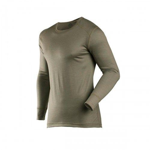Coldpruf Classic Series Merino Wool Thermal Underwear Shirt ...