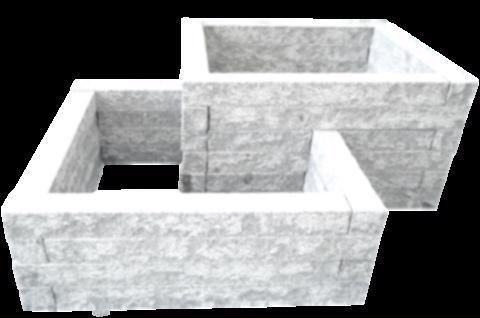 Hochbeet Bausatz Aus Granit Stein Damit Lasst Sich Auch Ohne Besondere Fachkenntnisse Der Traum Von Einem Dekorativen Hochbeet In Die Tat Umsetze Facial Tissue
