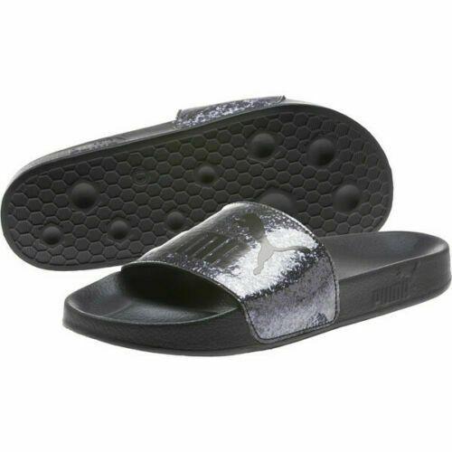 Puma Women Sandals Size 7.5 Leadcat