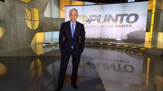 """#UNIVISION #Anchor""""s Electioneering Sparks """"#Ramos Must Go"""" Drive..."""