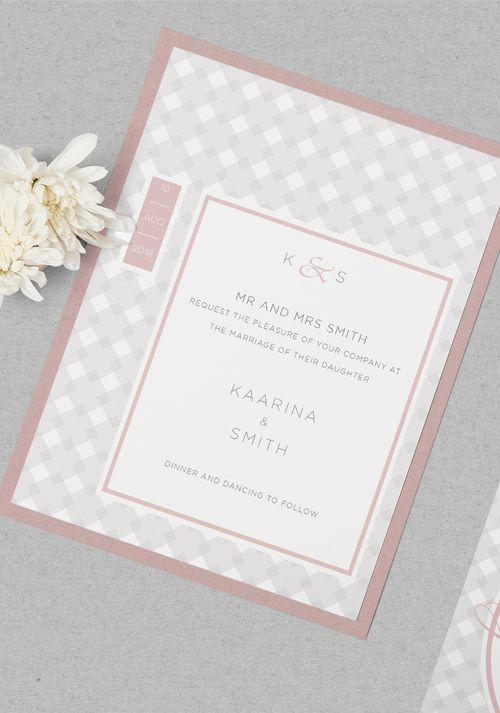 Wedding Invitation Mockup Psd Free