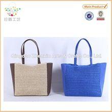 velcro plaj çantası tuval tığ çanta