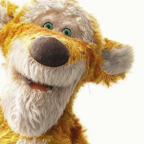 Tigger In Live Action Movie Winnie The Pooh Friends Tigger