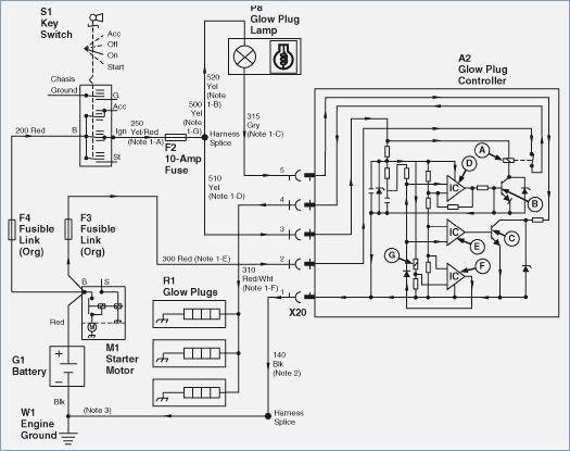 John Deere 318 Wiring Diagram Wiring Diagram