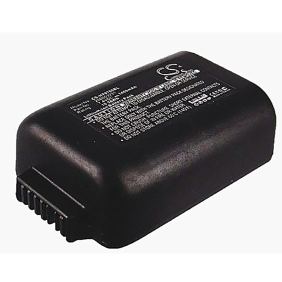 58.90$  Watch now - http://aliy4x.worldwells.pw/go.php?t=32764471187 - Replacement For Honeywell Dolphin 9700 Battery 1400mAh