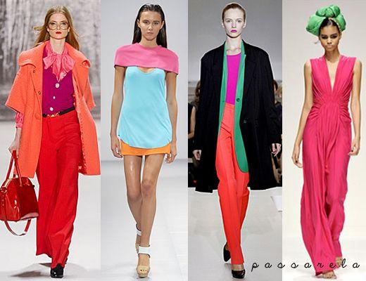 colorful+fashion | Depois de desfilar nas passarelas das grandes marcas e cair na boca de ...