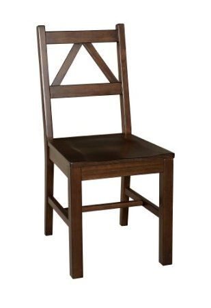 Amazon.com: Linon Home Decor Titian Chair: Home & Kitchen $80