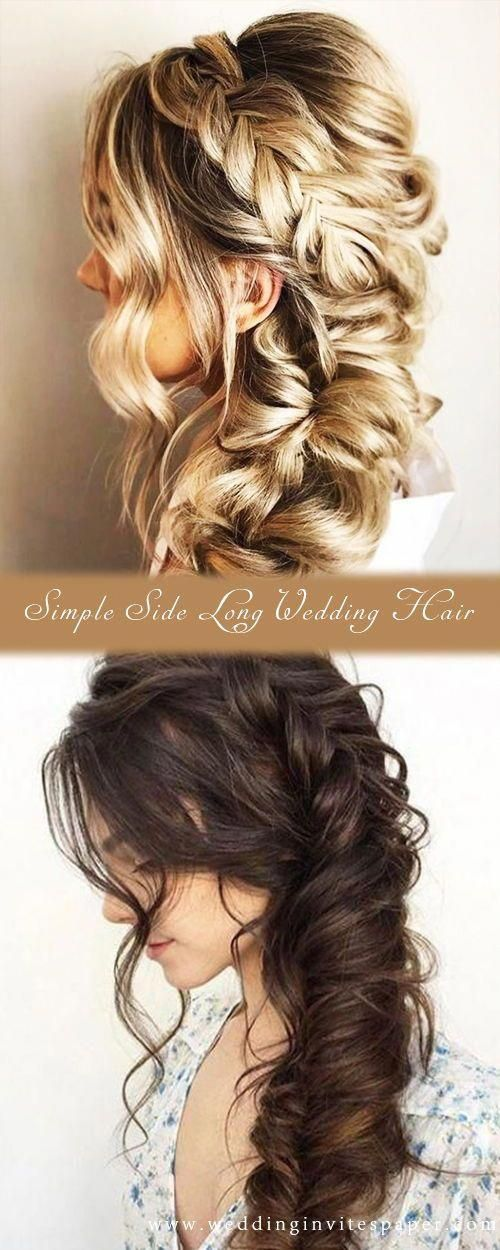 Read Information On Diy Bridal Hair Weddinghairstylesforlonghair Wedding Hairstyles For Long Hair Hair Styles Long Hair Styles